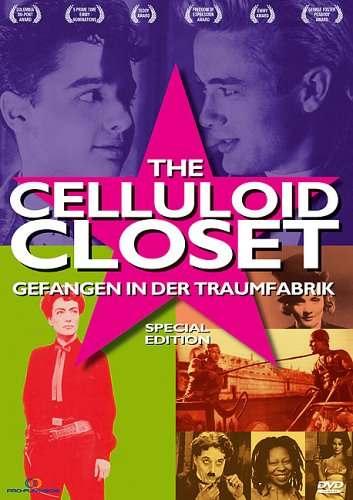 DVD - The Celluloid Closet - Gefangen in der Traumfabrik
