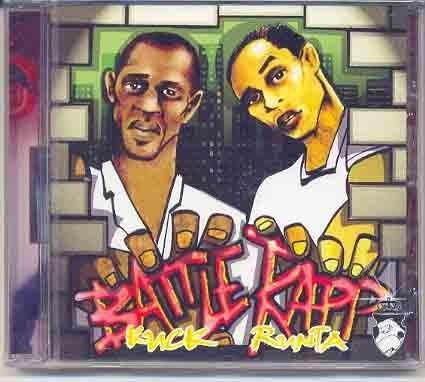 Kuck Runta - Battle rapp