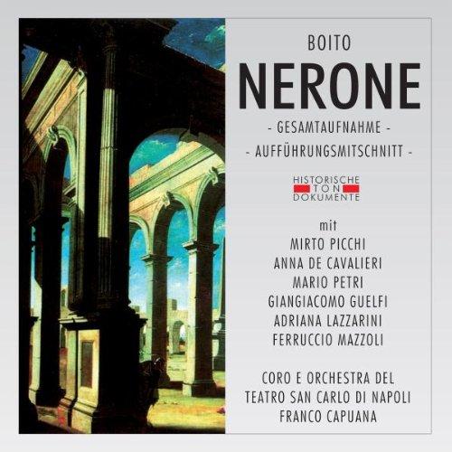 Boito , Arrigo - Nerone (GA)(Capuana)
