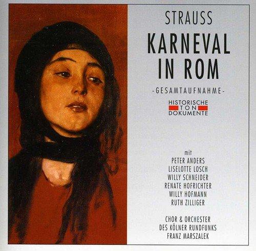 Chor und Orchester des Kölner Rundfunks - Karneval in Rom