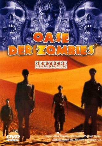 DVD - Oase der Zombies