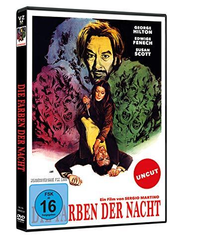 DVD - Die Farben der Nacht (Uncut)