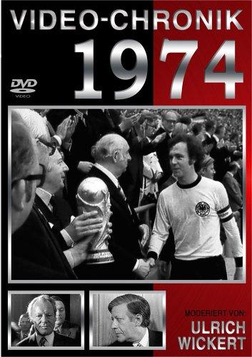 DVD - Video-Chronik 1974 (moderiert von Ulrich Wickert)