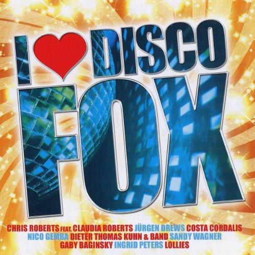 Sampler - I Love Discofox