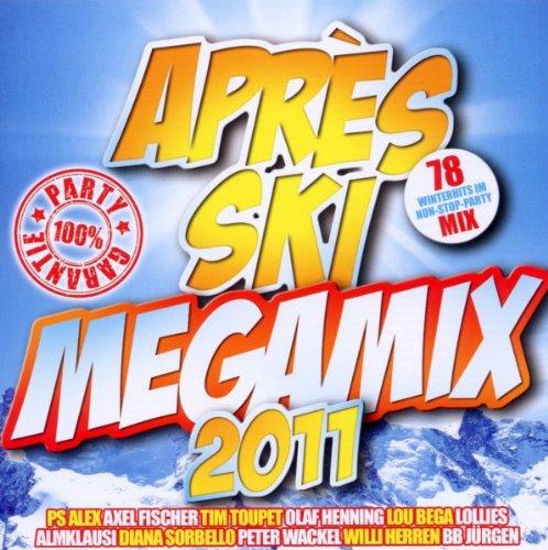 Various - Apres Ski Megamix 2011