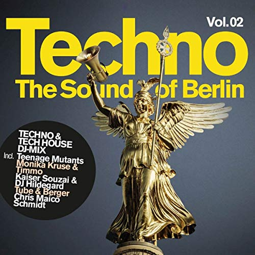 Sampler - Techno - The Sound of Berlin 2