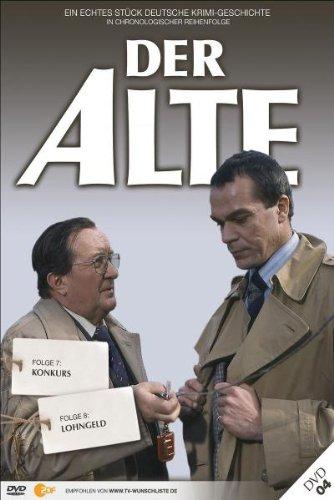 DVD - Der Alte - DVD 04 (Folgen 7 & 8)