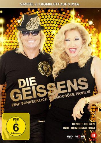 DVD - Die Geissens - Staffel 6.1