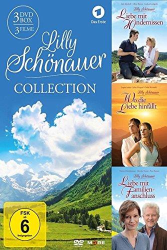 DVD - Lilly Schönauer Collection (Liebe mit Hindernissen / Wo die Liebe hinfällt / Liebe mit Familienanschluss)