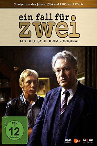 DVD - Ein Fall für Zwei Vol. 04 (Folgen 26-28 (1984), Folgen 31-36 (1985)