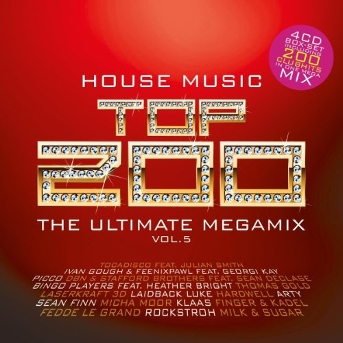Sampler - House Top 200 Vol.5