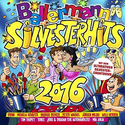 Sampler - Ballermann SilvesterHits 2016