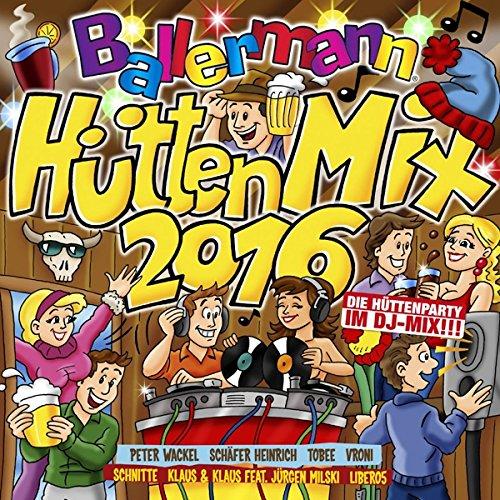 Sampler - Ballermann Hütten Mix 2016