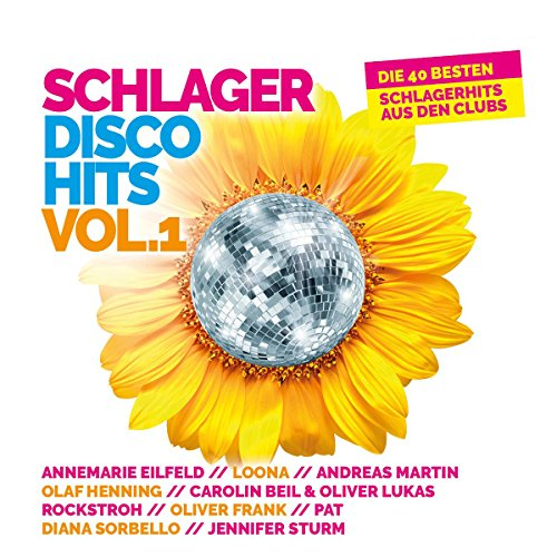 Sampler - Schlager Disco Hits 1