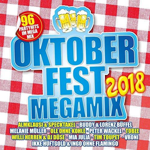 Sampler - Oktoberfest Megamix 2018