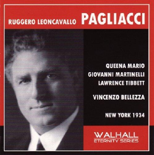 Leoncavallo , Ruggero - Pagliacci (Bellezza)