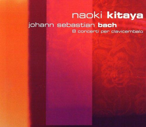 Bach , Johann Sebastian - 8 concerti per clavicembalo (Kitaya)