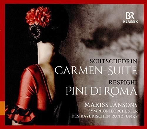 Jansons , Mariss & SOBR - Schtschedrin: Carmen-Suite / Respighi: Pini Di Roma