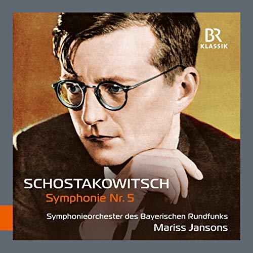 Shostakovich , Dmitri - Symphonie Nr. 5 (SOBR, Jansons)