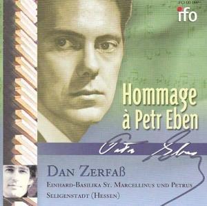 Zerfaß , Dan - Hommage À Petr Eben