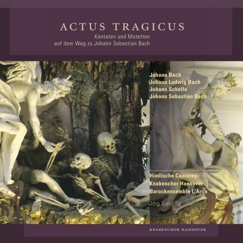 Sampler - Actus Tragicus - Kantaten und Motetten auf dem Weg zu Johann Sebastian Bach (Himliche Cantorey, Knabenchor Hannover, Barockensemble L'Arco, Breiding)