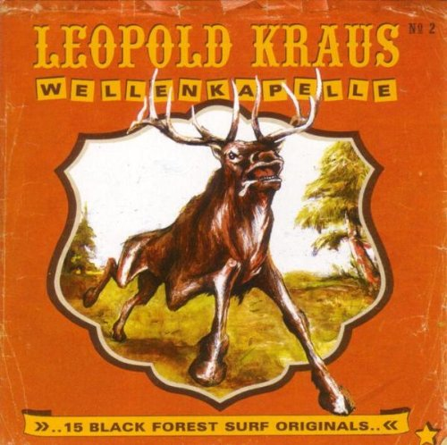 Krauss , Leopold - 15 Black Forest Surf Originals