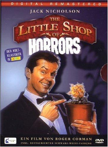 DVD - The Little Shop Of Horrors (Remastered) (s/w und Farbfassung)