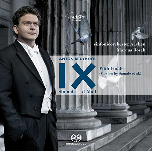 Bruckner , Anton - Sinfonie IX D-Moll (With Finale) (SACD)