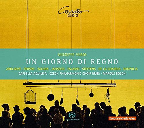 Verdi , Giuseppe - Verdi: Un Giorno di Regno - Oper in 2 Akten