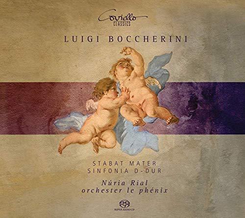 Boccherini , Luigi - Stabat Mater / Sinfonia D-Dur (Rial, Orchester Le Phenix) (SACD)
