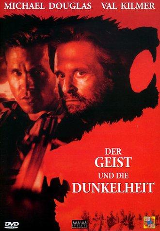 DVD - Der geist der dunkelheit