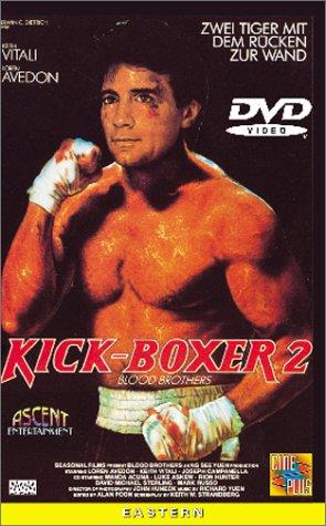 DVD - Kickboxer 2 - Blood Brothers