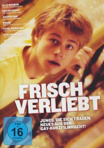 DVD - Frisch verliebt - Neues aus der Gay-Kurzfilmnacht!