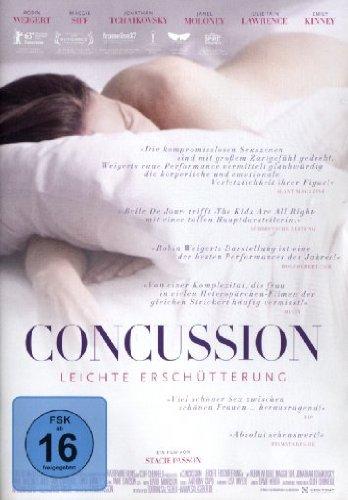 DVD - Concussion - Leichte Erschütterung