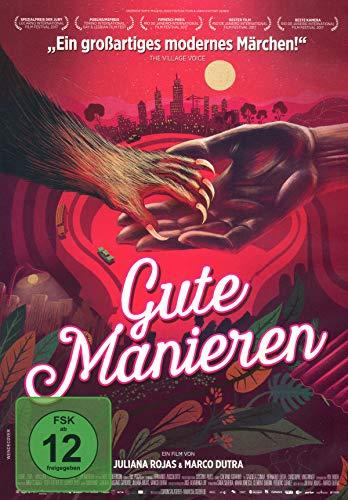 DVD - Gute Manieren (OmU)