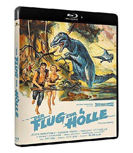 Blu-ray - Der Flug zur Hölle