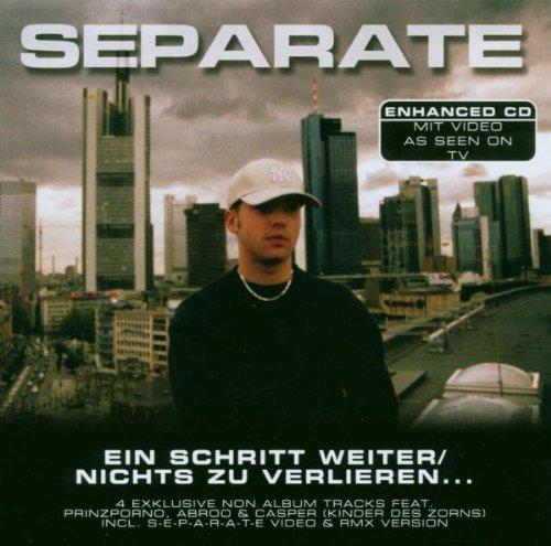 Separate - Ein schritt weiter/nichts zu (Maxi-CD)