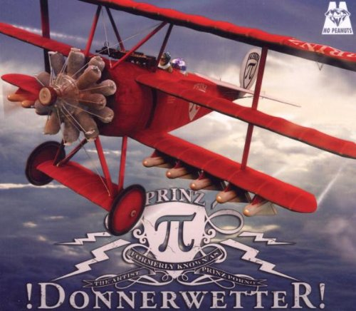 Prinz Pi - Donnerwetter!