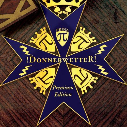 Prinz Pi - Donnerwetter ( Premium Edition )