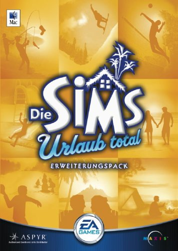 PC - Die Sims: Urlaub total - Erweiterungspack (Mac)