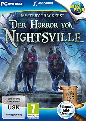 PC - Mystery Trackers: Der Horror von Nightsville