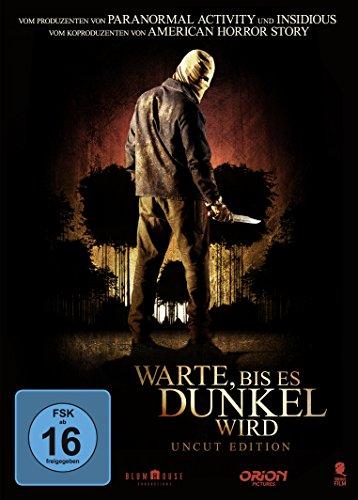 DVD - Warte, bis es dunkel wird (Uncut Edition)