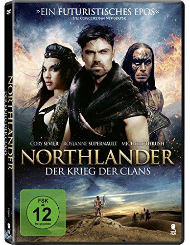 DVD - Northlander - Der Krieg der Clans