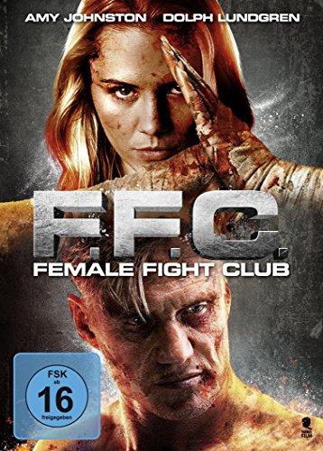 DVD - F.F.C. - Female Fight Club