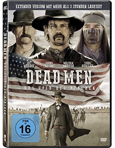 DVD - Dead Men - Das Gold der Apachen (Extended Version)