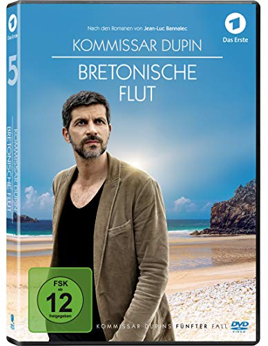 DVD - Kommissar Dupin - Bretonische Flut