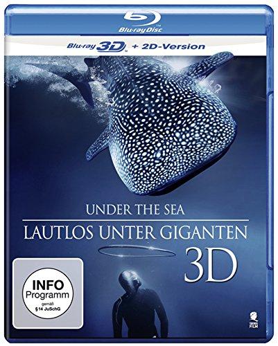 Blu-ray - Under the Sea - Lautlos unter Giganten 3D