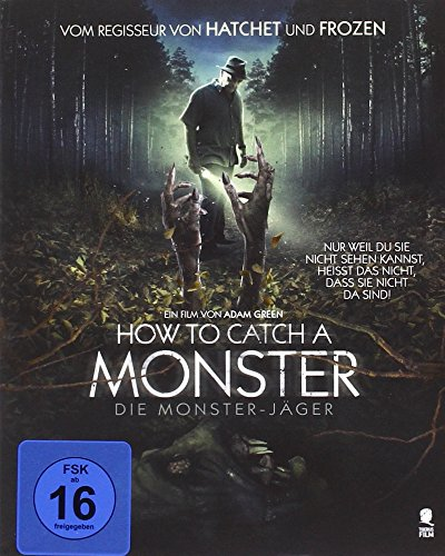 Blu-ray - How To Catch A Monster - Die Monster-Jäger