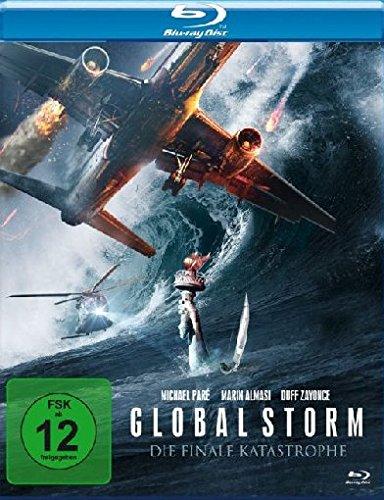 Blu-ray - Global Storm - Die finale Katastrophe