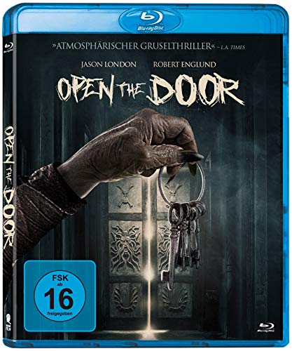 Blu-ray - Open The Door [Blu-ray]